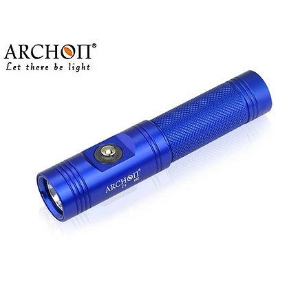Archon V10 Dive Torch - Blue