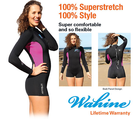 Adrenalin Wahine Ladies Springsuit