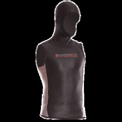 Sharkskin Chillproof Vest With Hood - Mens