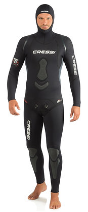 Cressi Apnea 3.5mm 2-Piece Freediving Wetsuit - Mens