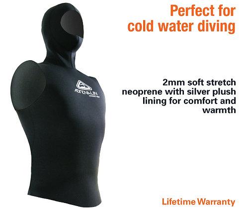 Adrenalin Neoprene 2mm Hooded Vest