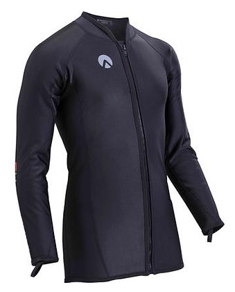 Sharkskin Chillproof Long Sleeve Full Zip - Mens