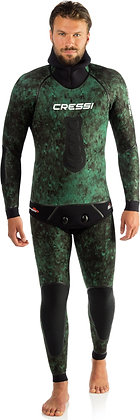 Cressi Scorfano 3.5mm 2-Piece Freediving Wetsuit - Mens