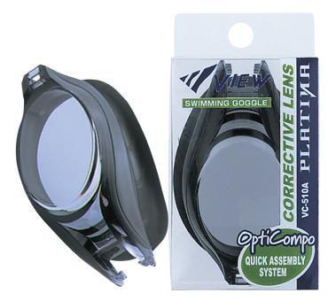 View Optical Corrective Goggle Lens