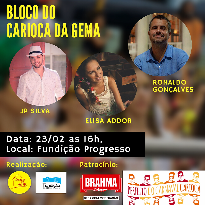 BLOCO DE CARNVAL 2020