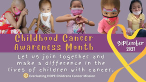 Together we will Fight Childhood Cancer!!!