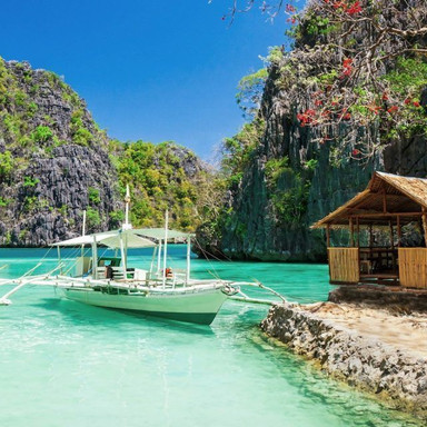 Philippines Lagoon
