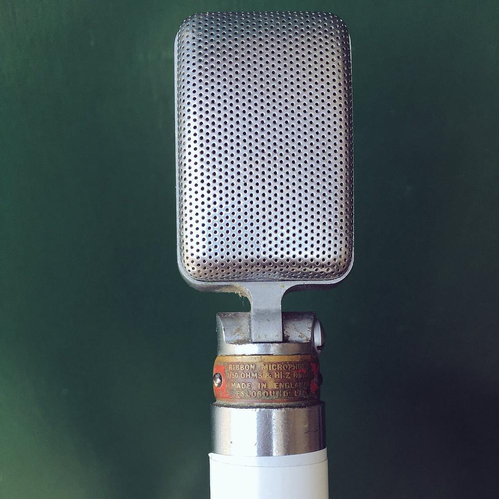 Reslo Ribbon Microphone