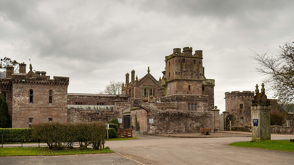 Hoddom Castle Frontage.jpg