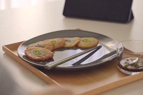 Korean Style Potato Cake