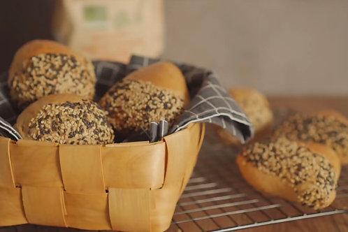 Brown Sugar Wholemeal Chestnut Bread