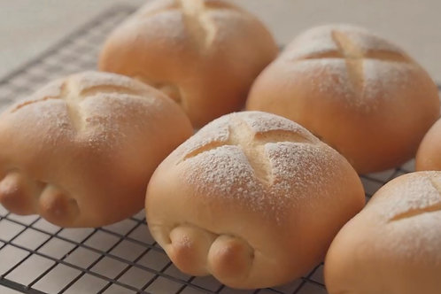 Japanese Style Soy Milk Roll
