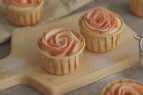 Cinnamon Apple Muffin