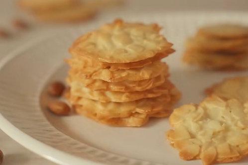 Sesame & Almond Chips