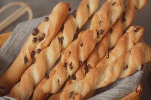 Choco Raisin Stick
