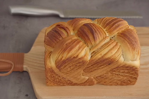 Red Bean Marble Bread