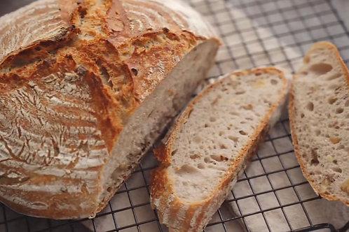 Chestnut Walnut Bread