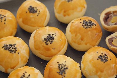 Yolk Mochi Pastry