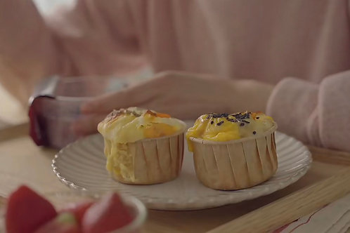 Korean Myeong-dong Egg Cake