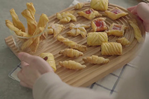 Uses of Puff Pastry