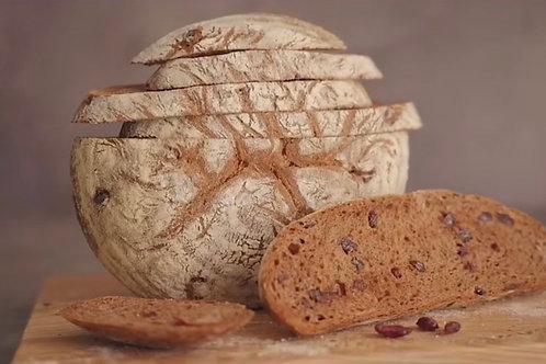 Choco Cranberry Soft Bread