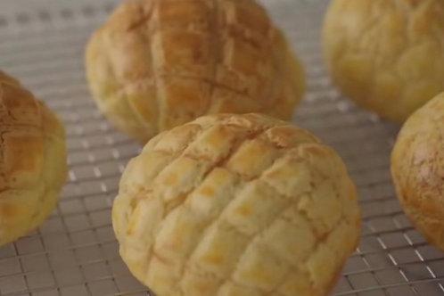 Hong Kong Style Pineapple Bun