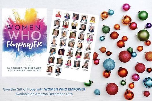 PHOTOs OF Women Who Empower BOOK.JPG