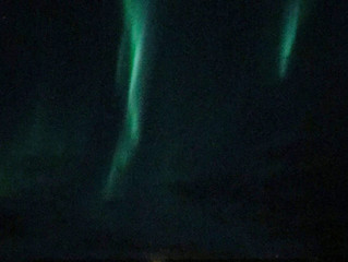 A shared Northern Lights experience and the Power of Listening