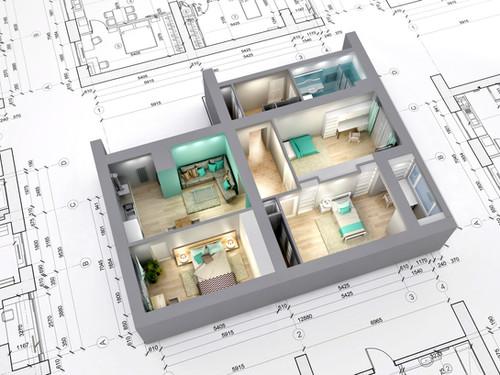 E-Design Floor Plan