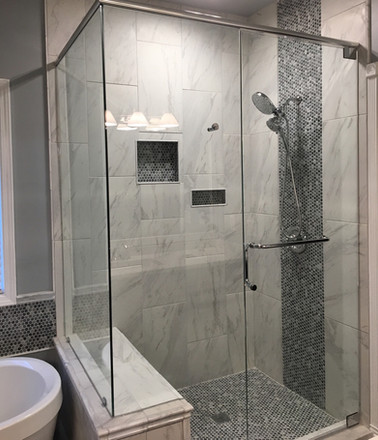 Allentown Bathroom Completed After Picture
