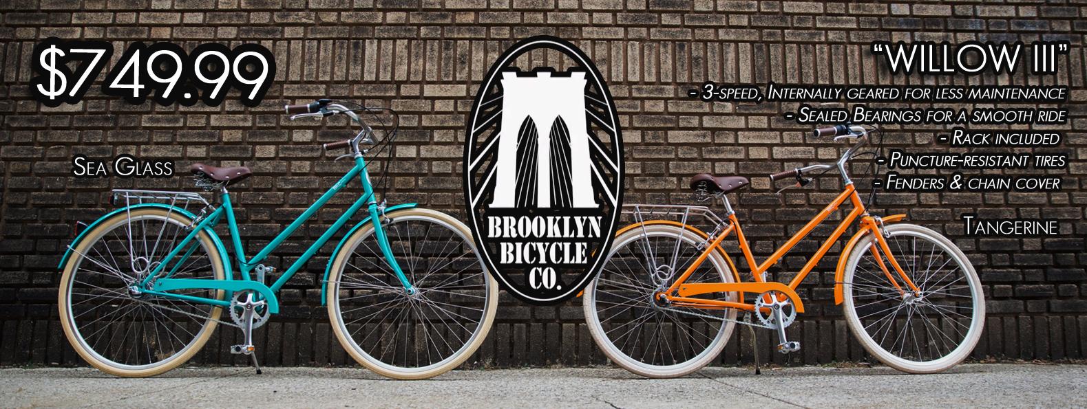 Brooklyn Bicycles Willow III