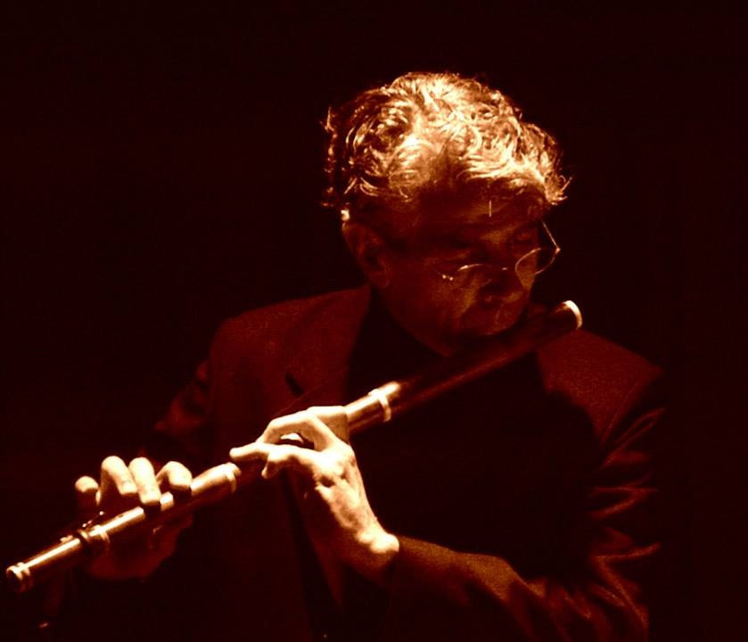 Alejandro Fidalgo Flautista