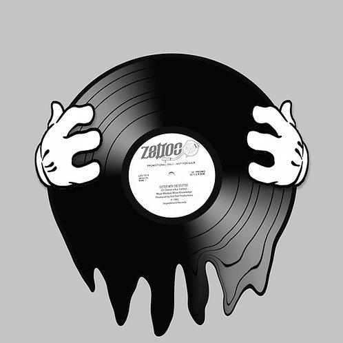 Melted Vinyl - Short Sleeve