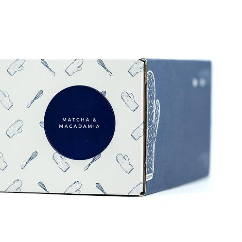 Matcha & Macadamia Premix Box