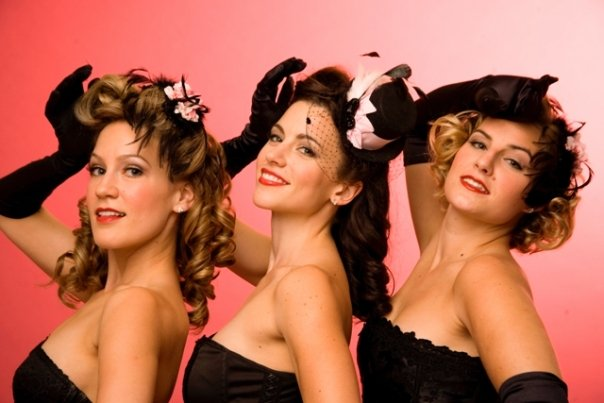 Makinna Ridgway & The Satin Dollz