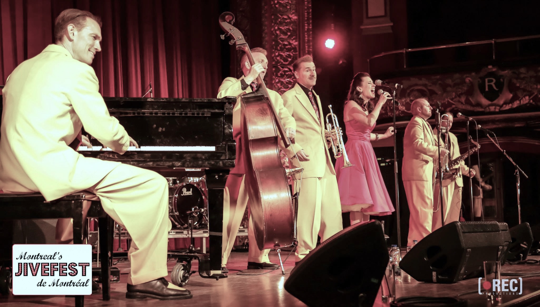 Makinna & Jive Aces In Montreal