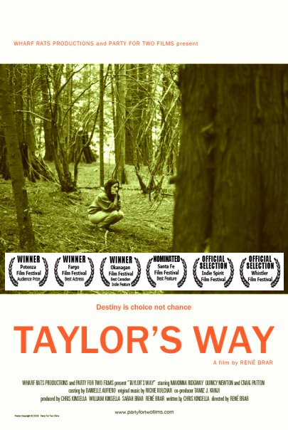 Taylors Way Movie Poster
