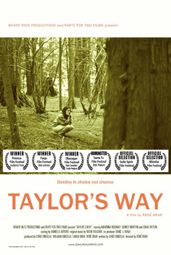 Taylors Way Movie Poster