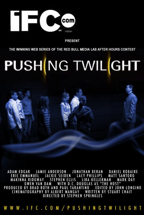 Pushing Twilight Movie Poster
