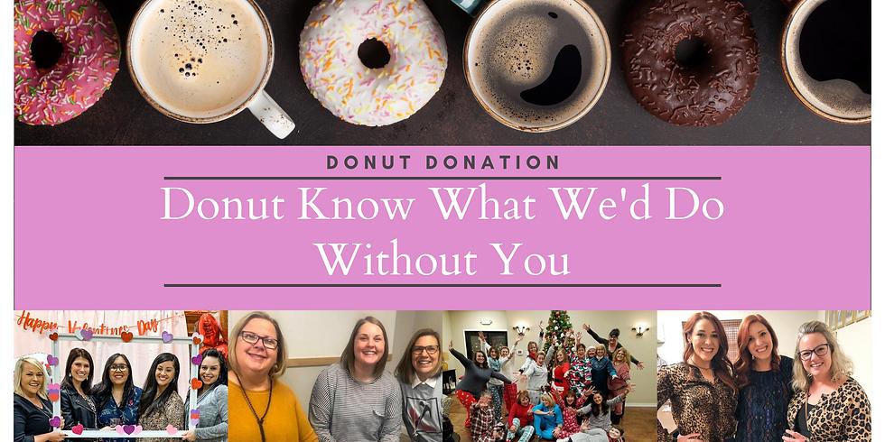 Donut Donation