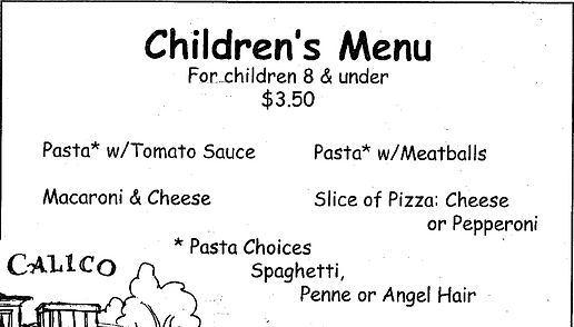 Calico Kids Menu.png