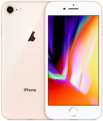 Iphone 8 - 64GB - Unlocked - Refurbished Grade A