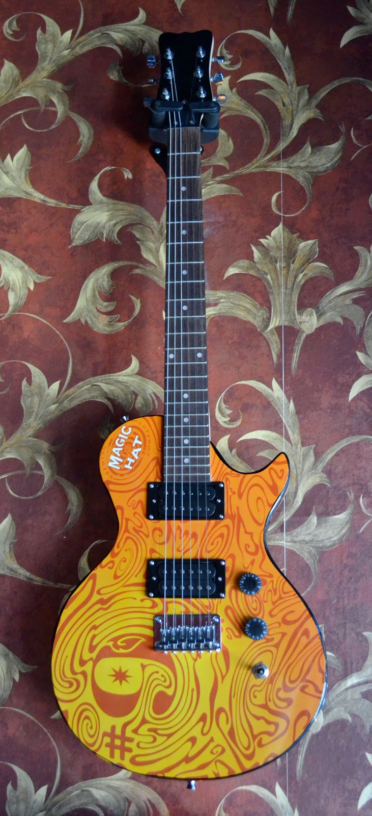 Magic Hat Guitar