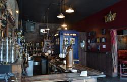 Tardis and Bar