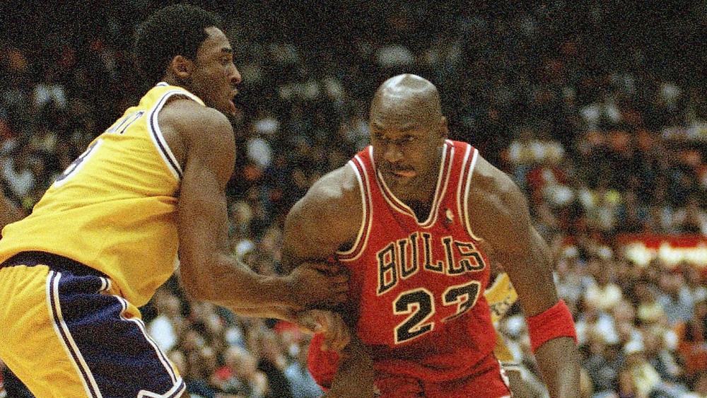 Kobe Bryant v. Michael Jordan
