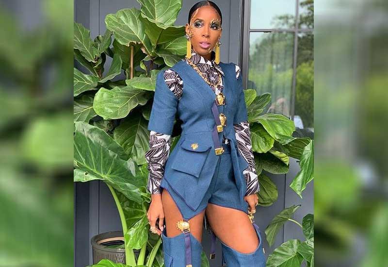 Kelly Rowland Wearable Art Gala 2019