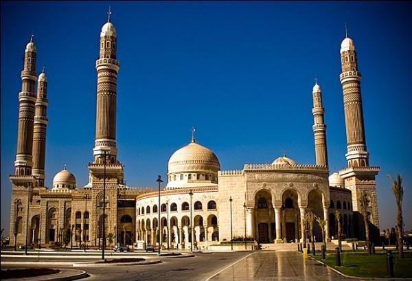 Yemen mosque
