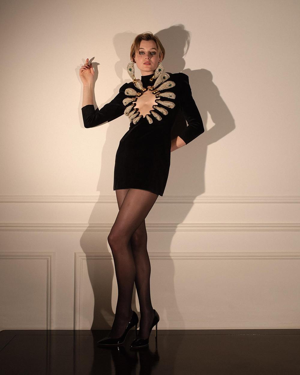 Emma Corrin 26th critics choice awards