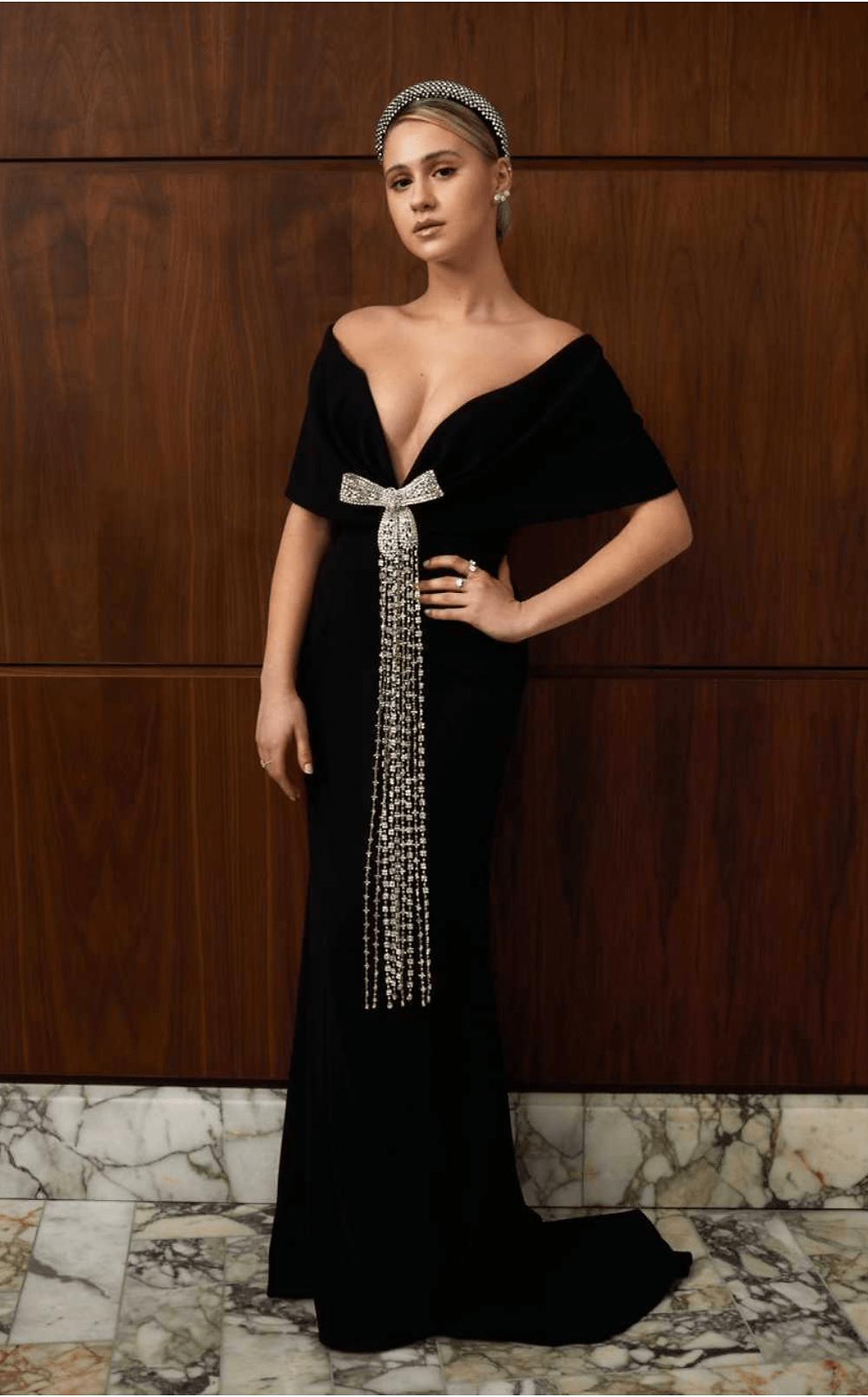 Maria Bakalova 26th critics choice awards