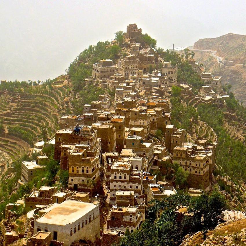 Yemen before war
